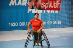Tournoi Indoor de tennis 2011